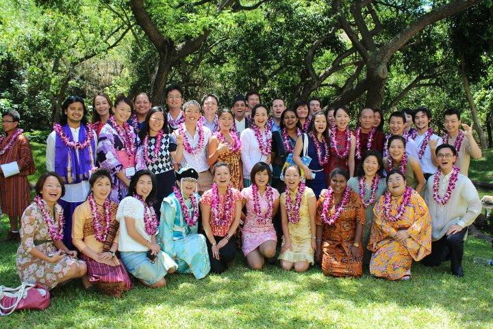 Asia Pacific Leadership Program 2012-13