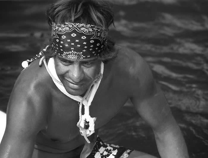 Nainoa Thompson & the Polynesian Voyaging Society