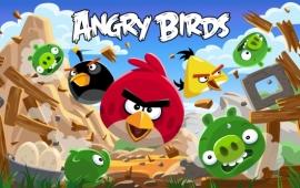 Angry Birds' Global Assault