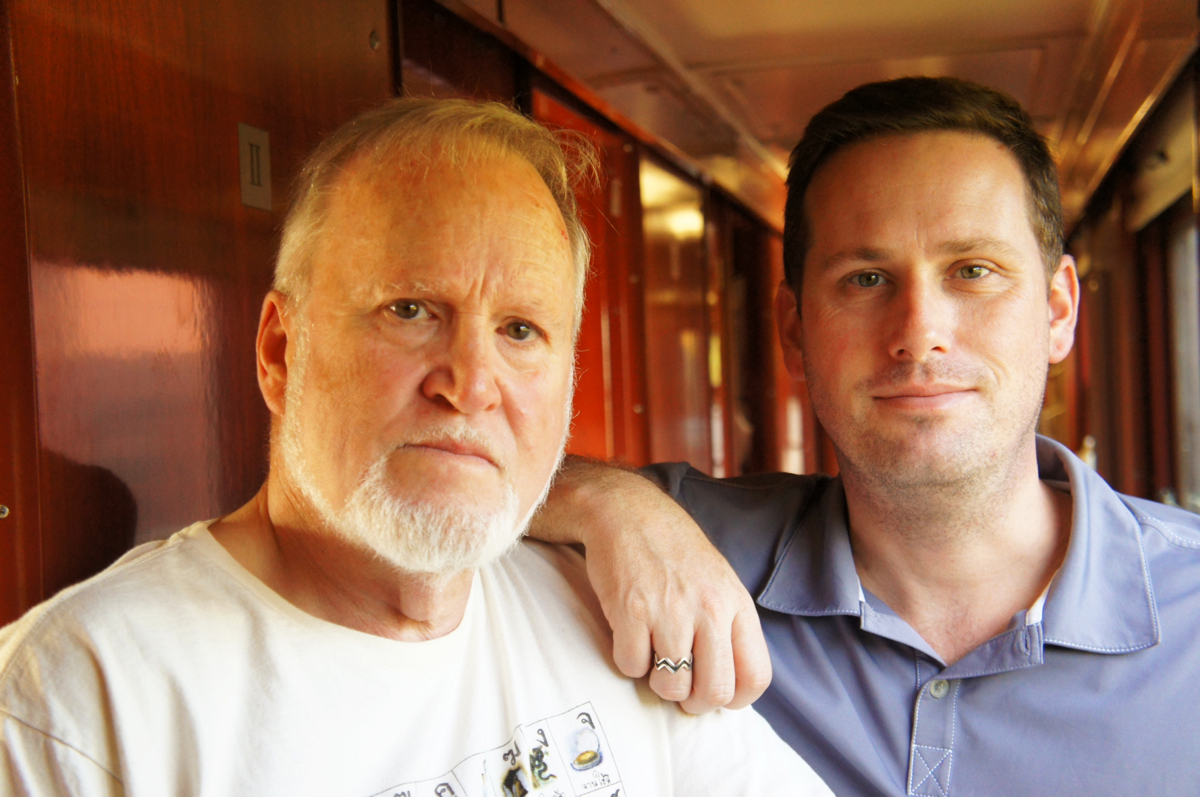 A Father and Son Voyage: The Plan