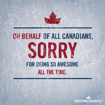 Canada's Uniquely Nice