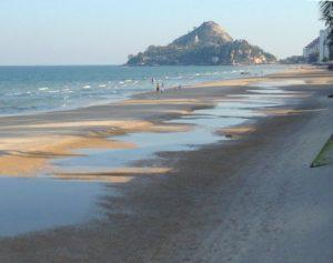 Tha Kieb Beach, Hua Hin