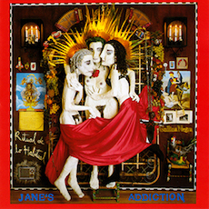 TSC-Jane's Addiction, Ritual de lo Habitual